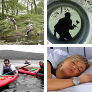UK family activity holidays in Cumbria