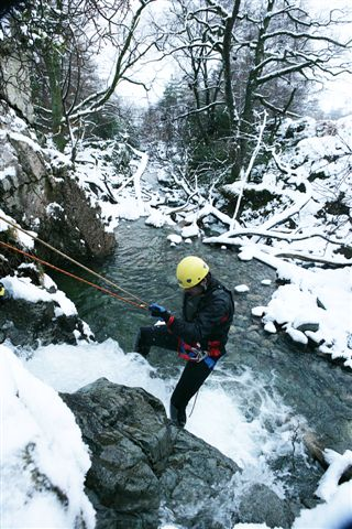 Aquaseiling Outdoor and Adventure Activities Cumbria